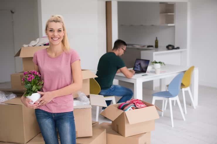 כמה עולה הובלת דירה 4 חדרים